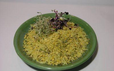 Kitcharie – Das ayurvedische Entschlackungsgericht