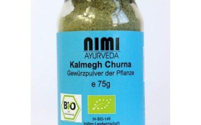 Kalmegh Churna – Indische Echinacea bei Erkältung und Grippe