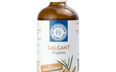 Hildegard von Bingen Galganttropfen für ein gutes Immunsystem
