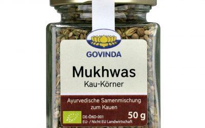 Mukhwas – Indische Kaugewürzmischung nach dem Essen