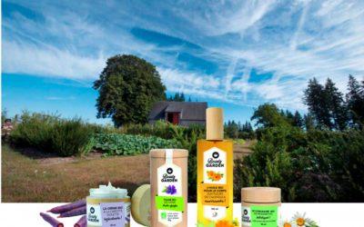 Neu! Beauty Garden Bio-Naturkosmetik frisch aus dem Garten!
